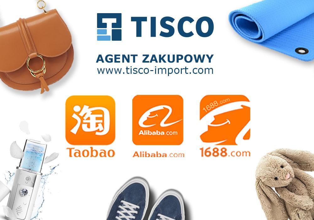 Alibaba 1688 import z chin agent zakupowy w chinach agent 1688 tisco